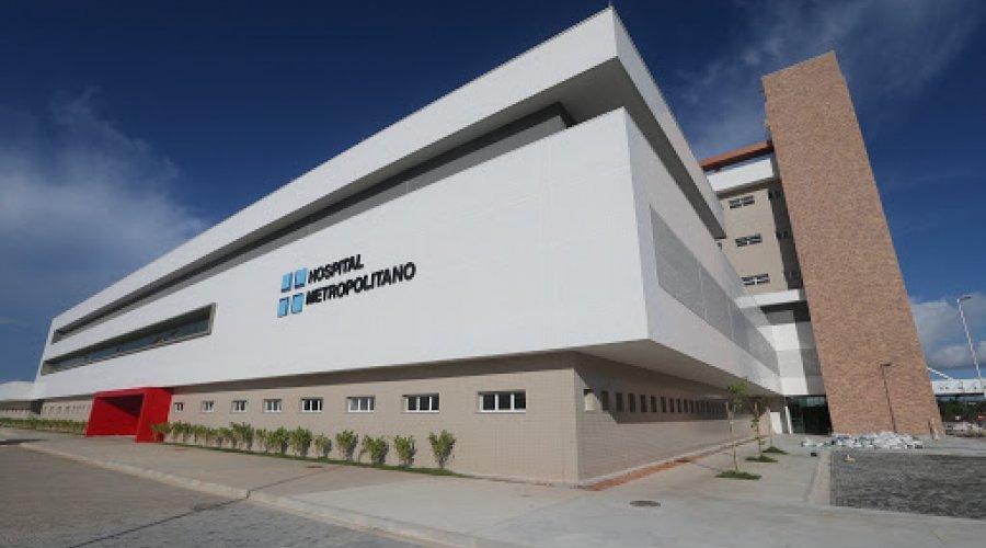 [IBDAH é a Organização Social vencedora da licitação para administrar o Hospital Metropolitano]